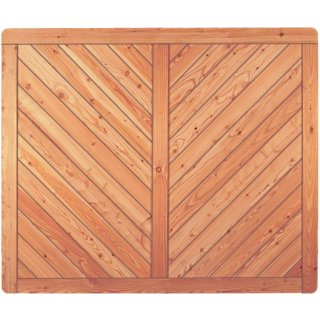 SKAGEN-Serie Lärche, 180 x 150 cm