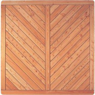 SKAGEN-Serie Lärche, 180 x 180 cm