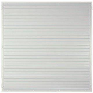 LIGHTLINE KS-Zaunelement, weiß 180 x 180 cm