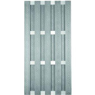 DALIAN-Serie Grau 90 x 180 cm