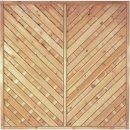 Maxi-Diagonal-Serie 1, 180 x 180 cm