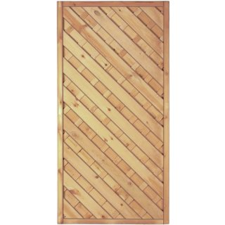 Maxi-Diagonal-Serie 1, 90 x 180 cm
